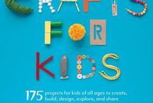 Kiddie crafts / by Anabel Solis