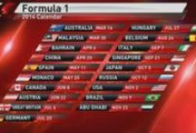 F1 2014 / Formula 1 2014 Drivers, Cars, Teams, Races, Helmets