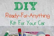 DIY Household Projects / DIY projects for the home. Tutorials to learn how to make your own furniture, decor and more.