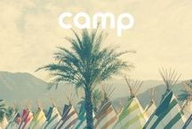 MY WORK - Coachella — Camp magazine / Art Direction, type design and illustration for Coachella's Camp magazine.  Starting in 2015, I completely redesigned the magazine from the ground up, including new title redesign. I also designed a proprietary headline face called Ira Rounder Gothic for use inside as well as hand lettering all the titles.  Also oversaw and directed artist photoshoots as well as getting my hands dirty with a few illustrations.