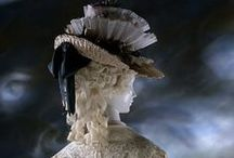 Beautiful Hats / Medieval hats, Renaissance hats, Victorian Hats, basically hats from all historical periods