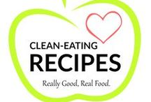 CLEAN-EATING RECIPES / Clean eating recipes from our sister site   clean-eatingrecipes.com  and other great bloggers too!