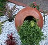 How does your garden grow? / Mostly gorgeous flowers, plants, trees, orchards...