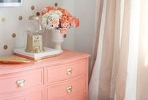 Decor - Kid Friendly / A collection of ideas to maybe use or draw inspiration from for my daughter's room.
