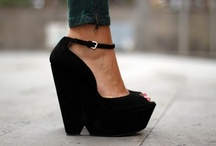 Shoe Lust / Shoes to own when I have an expendable income. / by Amanda May