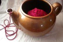 Crochet Ideas / by Véronique Weyten