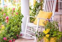 HOME DECOR   PORCHES / Porches
