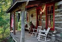ARCHITECTURE   LOG HOMES / Log Home Design