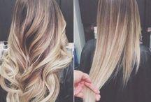 hair!!! ❤️ / by Carleigh Sconyers