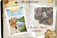 Giveaways I'm hosting or part of... / by Tina Peterson