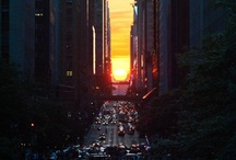 city life / by Christa Al Buainain