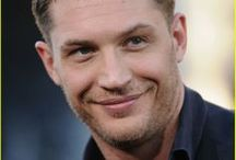 Tom Hardy..ooohhh...! / Tom Hardy cannot be contained in one board...therefore he is strewn throughout my boards!!! / by Kristi Tucker