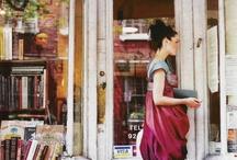 bookshops / by Christa Al Buainain