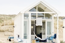 cabins/cottages/country chic homes / by Christa Al Buainain