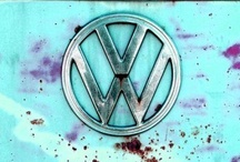 VW Love / by Amie Meece Cardona