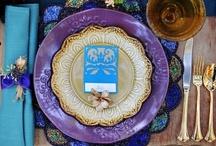 table set / by Christa Al Buainain