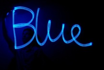Blue / by Kelly South
