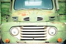 OLD TRUCKS / Trucks