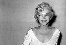 Marilyn Monroe / by Laura Escudero