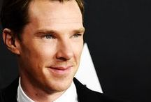 Benedict Cumberbatch..! / Benedict is strewn throughout...some pics demand other boards...happy hunting!!! / by Kristi Tucker