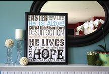 Holidays: Hippity, Hoppity Easter's On Its Way / by Cristina Lynch
