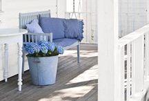 Balcony & Garden..