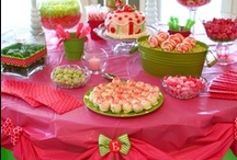 Girl Party Ideas / by Rebecca Bolduc