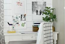 HOME DECOR   OFFICE & CRAFT SPACE / Office/Craft Space