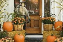 Fall Decor / by Jo L