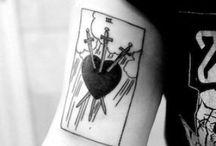 Tattoos / by Lauren Huckleberry