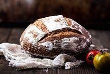 Bread / Sourdough bread, yeasted bread, rustic bread, quick bread, paleo bread, gluten free bread. All the bread!