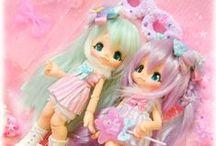 <3 Lovelies <3 / Muñecas, poupées, dolls / by Laura Escudero