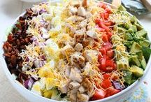 Delicious - Salads / Salad and Dressing Recipes