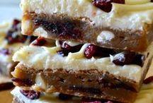 Delicious - Bars / Brownies & Bar Recipes