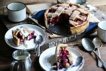 Pies and Tarts / Who doesn't love pie?