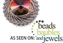Beads, Baubles & Jewels: Today's Heirlooms / Ideas for making jewelry that will last you a lifetime from the guests of Beads, Baubles & Jewels series 2100. / by Katie Hacker