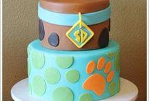 Party - Scooby Doo 6th Birthday