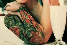 TintARTE / Tatuaje, Tatoo / by Laura Escudero