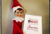 Holiday - Elf on a Shelf Ideas