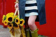 FASHION   HUNTER BOOTS / Fashion