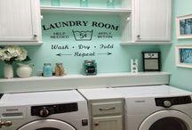 Decor - FL Laundry Room / Laundry Room Decor