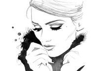 Art - Fashion Illustration