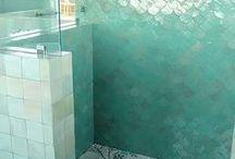 Decor - FL SweetPea's Bathroom / Girl's Mermaid Bathroom Decor