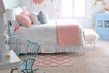 Decor - FL SweetPea's Bedroom / Little girl bedroom decor