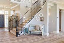 Decor - FL Stairway and Hallways / Stairway and Hallway Decor