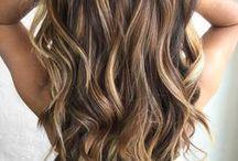 Beauty - Medium Balayage Hairstyles