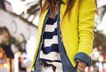 Style:Wardrobe inspirations / by Eshy Steen