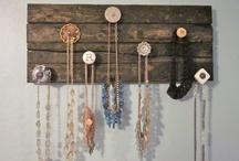 Jewelry Organization / by Jessica Volz