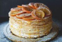 Dessert / by Odette Scherman