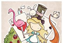 party: alice in wonderland